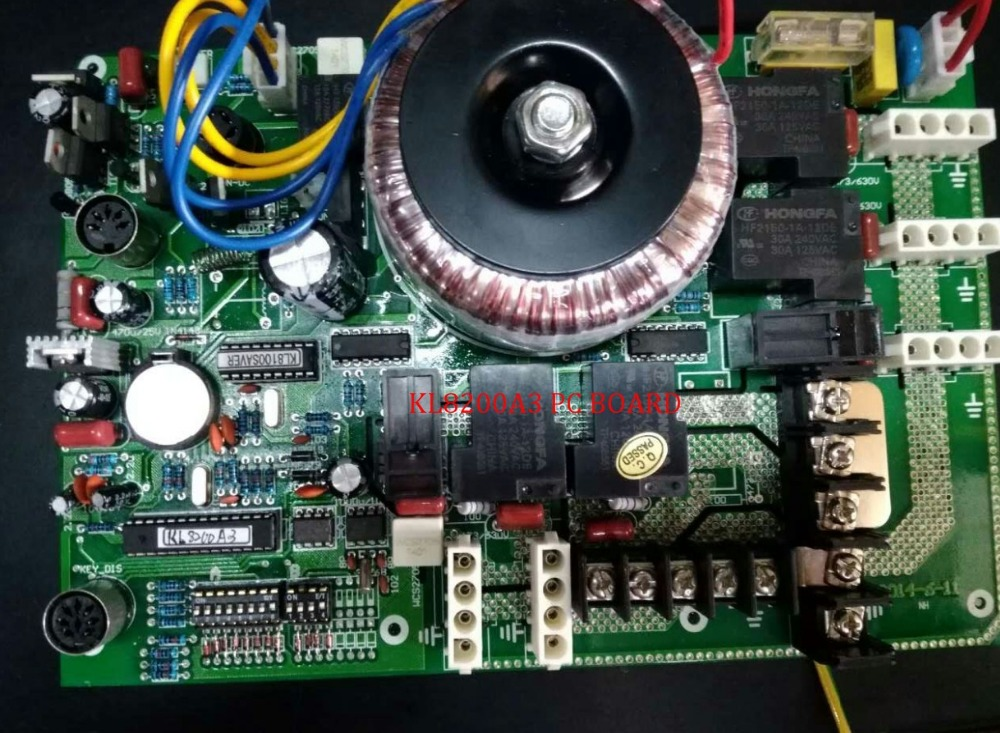 Ethink jacuzzi PC placa de circuito con transformador KL8100 KL8200 reemplazo