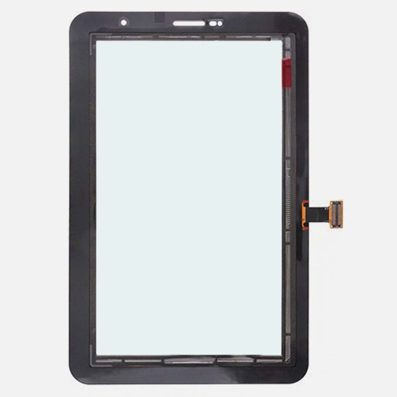 Black / White For Samsung Galaxy Tab 2 7.0 P3100 P3110 P3113 Front Touch Screen Panel Sensor Digitizer Glas Repair Replacement black front lens for samsung galaxy tab 2 7 gt p3110 touch screen glass digitizer replacement part
