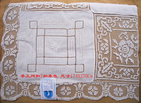 7 Buckle Handmade Tuscany Lace Table Cloth Curtain Hand Embroidered Table Cloth Tablecloth Bedspread Bed Cover