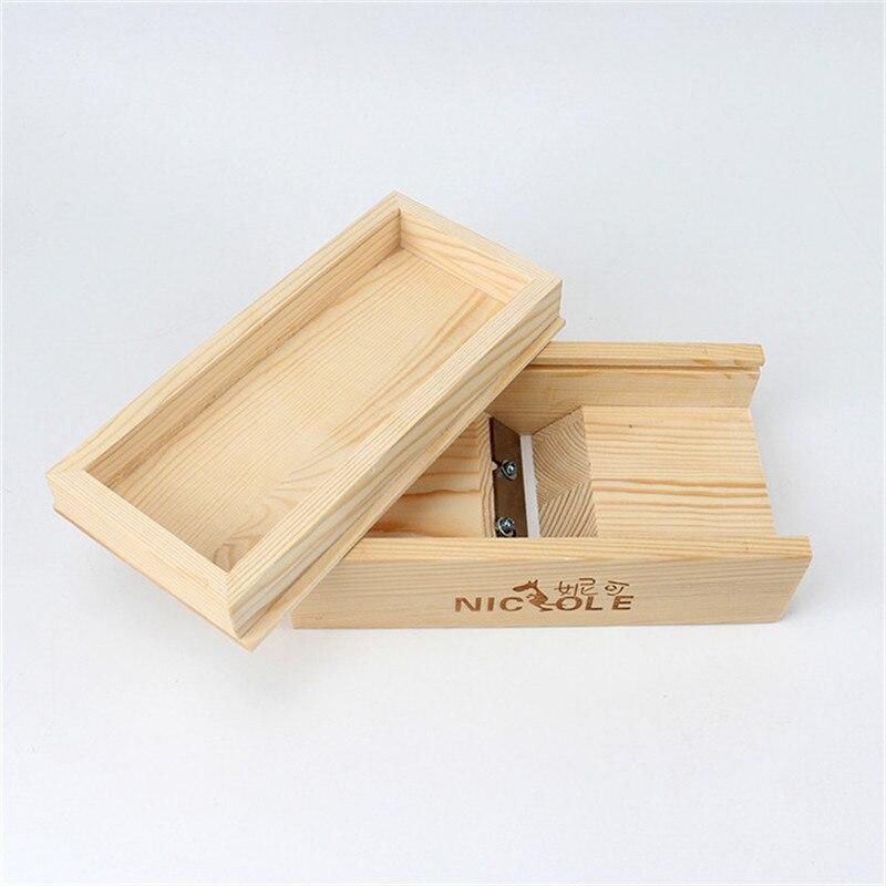 Podesivi rezač sapuna za rezanje drva i rezni alat Beveler za ručno - Kuhinja, blagovaonica i bar - Foto 2