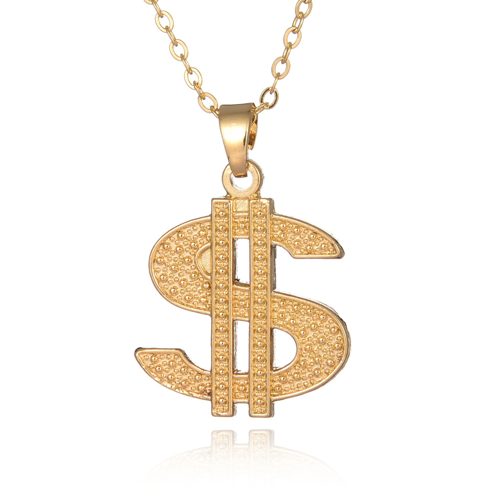 Online Buy Wholesale Gold Dollar Chain From China Gold