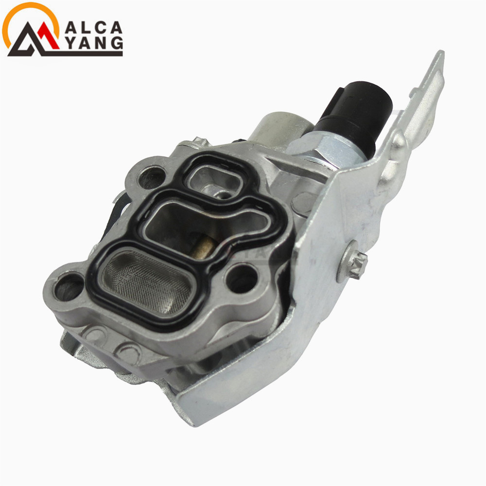 15810-RAA-A01 Vtec Solenoid Spool Valve for Honda Accord CR-V Element Acura RSX power steering pump for honda acura rsx tsx accord cr v element 56110pnba01 215419 9319299 psp2225h 96360m 965419 56110pnb a0