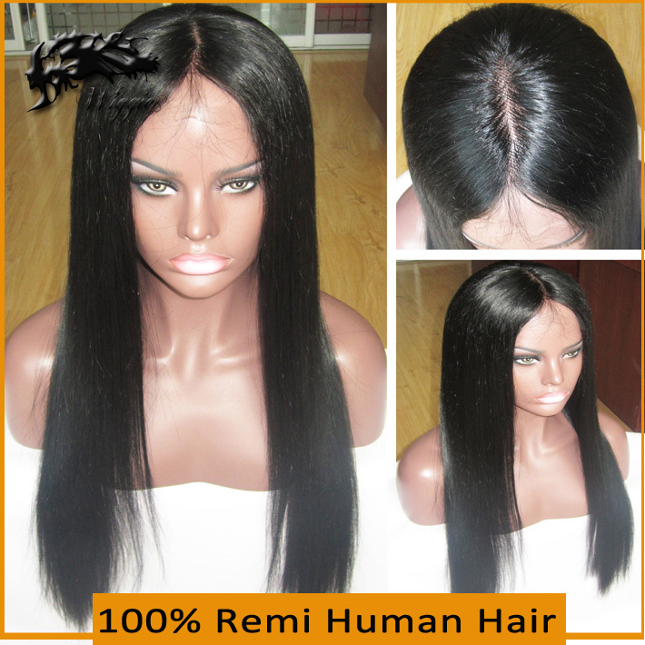 Free Parting 130 150 Density Glueless Full Lace Wigs Human Hair Malaysian  Hair Silky And Smooth Straight Wigs Goddess Wiggie on Aliexpress.com  ed42693d957d