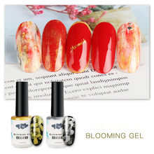 15 ml Watercolor Paint Nail Art Blooming Liquid Smoke Marble Effect Special Varnish Gel DIY Ink Smudge Bubble Armor Lacquer(China)