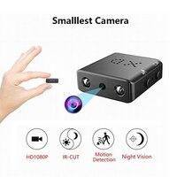 Full HD 1080P Mini Camera Infrared Night Vision Secret Camera Motion Detection Mini DVR Small Micro Cam Support Hidden TF Card