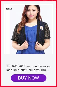 TUHAO shirts 2018 Blouse 9