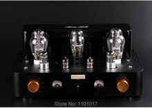 Himing RIVALS 2 levels driver 300B tube amplifier HIFI EXQUIS pure aluminum chassis handmand scaffolding top component