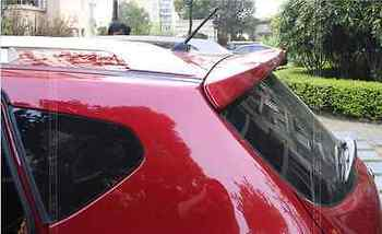 Unpainted Factory ABS Wing Spoiler For Nissan Qashqai 2007-2011