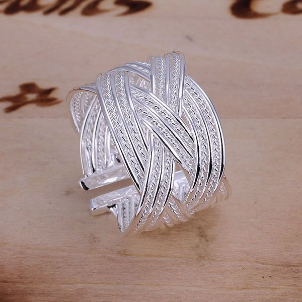 KN-R024 Hot Sale 925 Free Shipping Silver Fine Jewelry Wholesale Silver Charms F