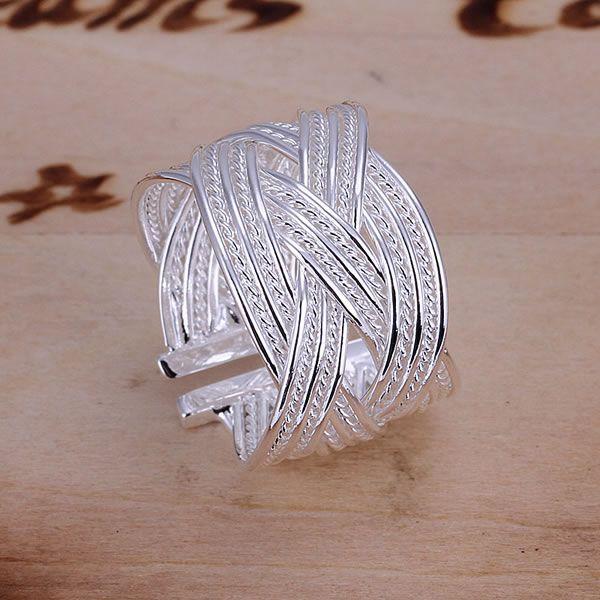 KN-R024 Vendita Calda 925 Spedizione Gratuita Argento Fine Jewelry Commercio All