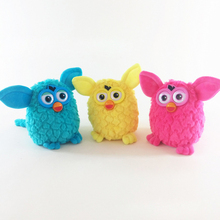 Talking Plush Electronic Phoebe Interactive Toys Pets Owl Electric Elf Recording Smart Gifts