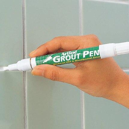 3 colors grout aide tile marker ceramic tile gap repair pen for