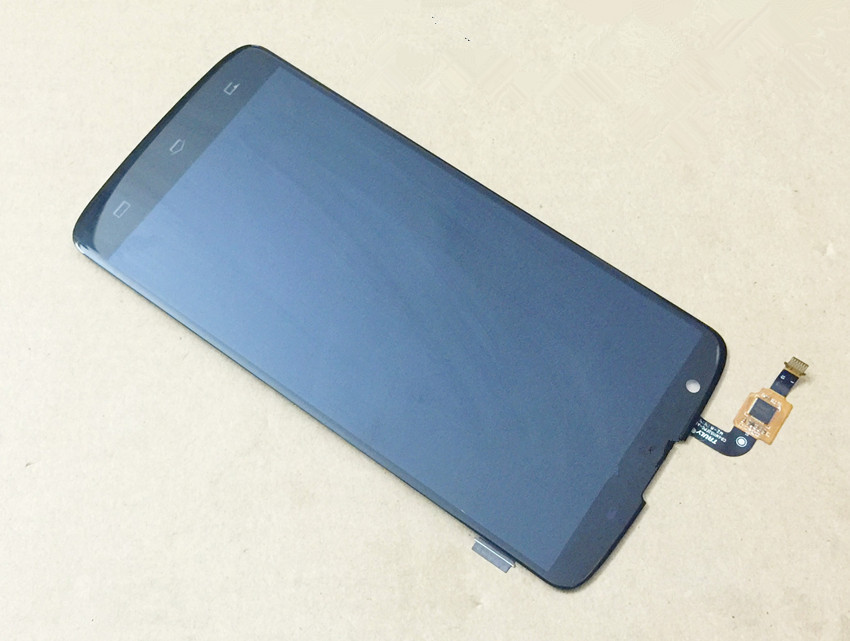 ФОТО High Quality 100% Tested LCD display + Digitizer Touch Screen for Philips i928 Glass Lens assembly