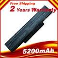 Brand New bateria do portátil para LG E500 ED500 EB500 M740BAT-6 M660BAT-6 M660NBAT-6 SQU-524 SQU-528 SQU-529 SQU-718 BTY-M66 BTY-M68