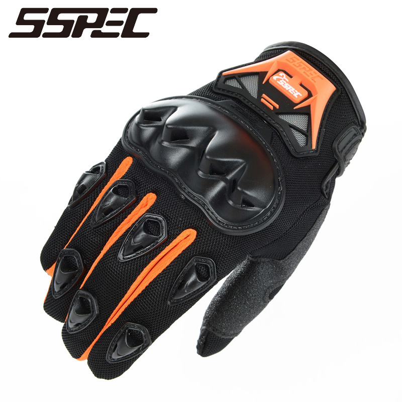 Men Touch Screen Outdoor Sports Full Finger Knight Riding Motorbike Motorcycle Gloves Motocross Guantes Cycling Pro Gloves M-XXL