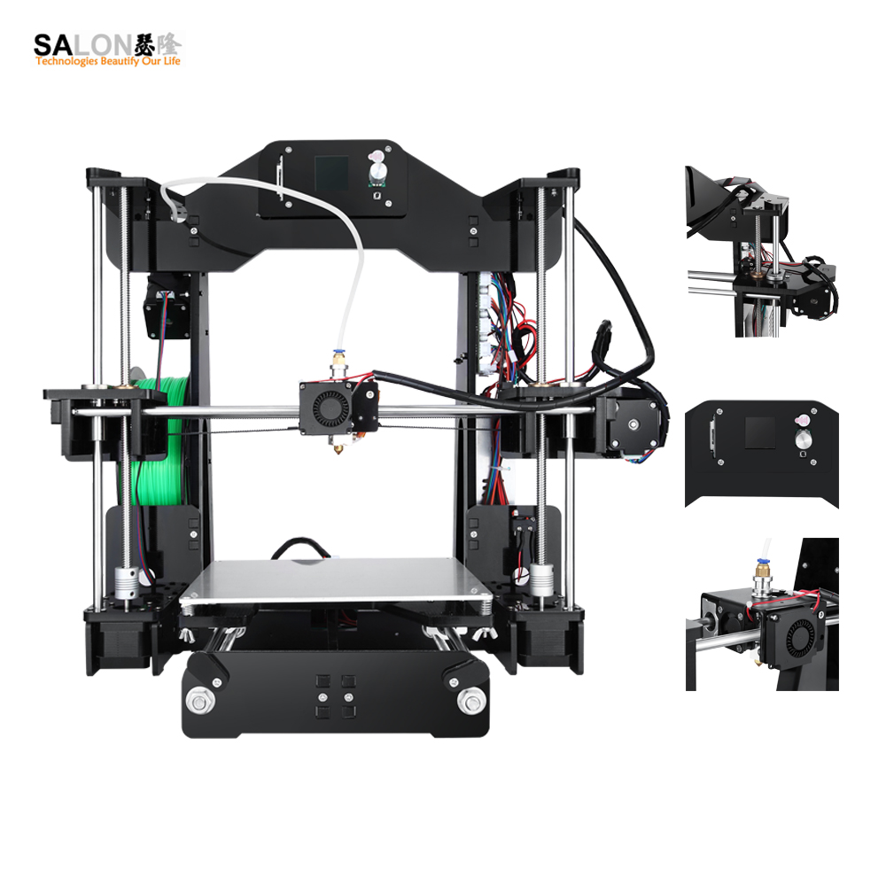 Sinis Z1 Multi Functional 3d Drucker Remote Feeding Interlligent Leveling Impressora 3d Support 1 75mm PLA