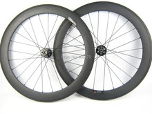 cyclocross bike wheel carbon fiber 60mm profile 25mm width 700C disc brake 11 speed XD free hub