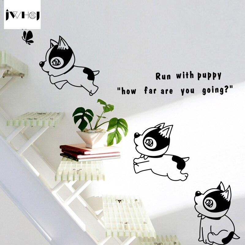 •̀ •́ Jwhcj Милая собачка Бесплатная Стикеры S этикетки ...
