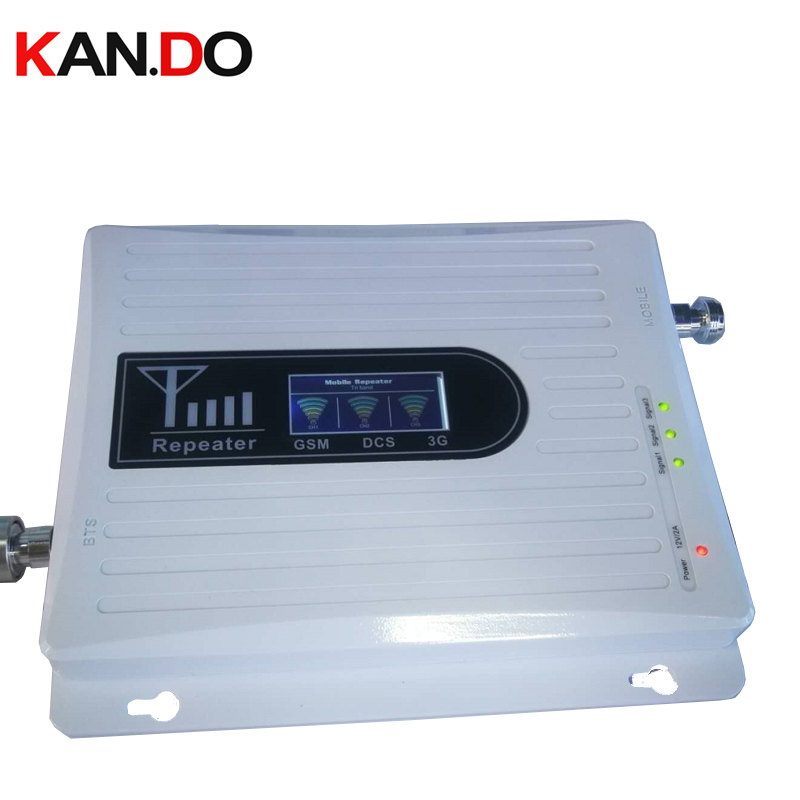 2G 3G 4G triband GSM 900 1800 MHZ 2100 MHZ booster répéteur 4g DCS répéteur 3G booster gsm répéteur GSM 4G bande 3 lte