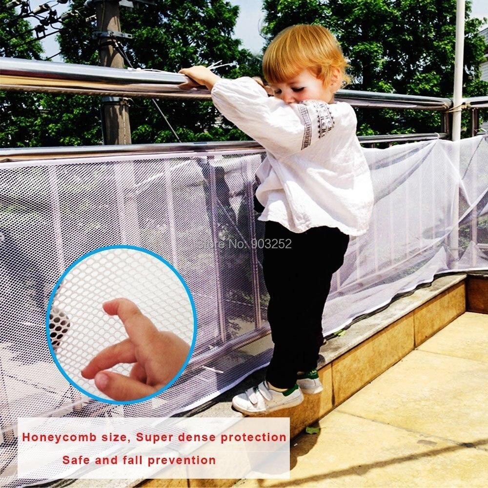 Детская Защитная сетка, балкон и лестница, защитная сетка для ребенка, ребенка, детей в помещении и на открытом воздухе-детская игрушка для питомца