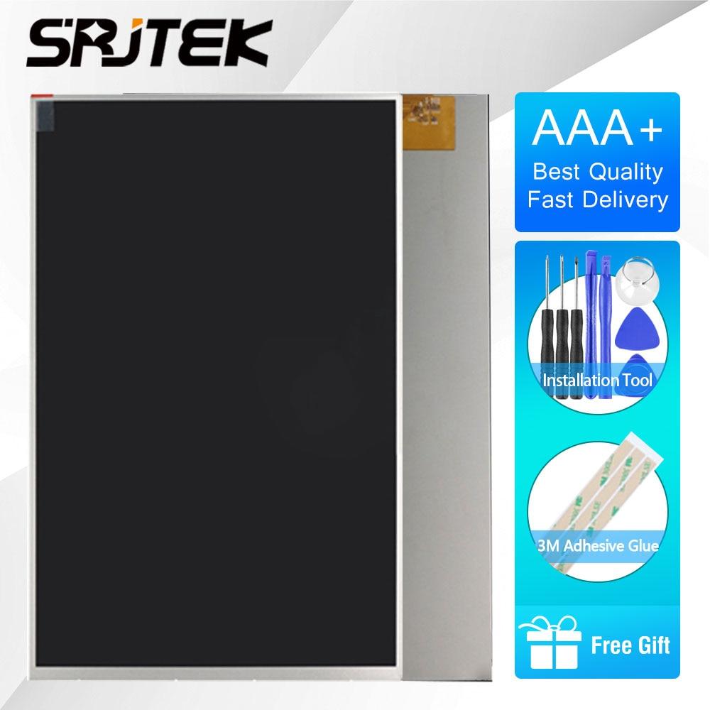 SRJTEK 9.6 Matrix For Digma Plane 9505 3G PS9034MG 34PIN OR 40PIN LCD Screen Matrix LCD Screen Display Panel PS9034MG 10 1inch lcd screen lcd display matrix for fpca 101027bv1 fpca 101027bv1