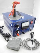 400 Вт/50A Пульс Искра Точечной сварки, электрический Ювелирные Изделия Сварочный Аппарат