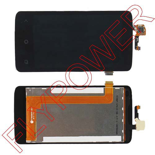 For Acer Liquid Z140 Z4 LCD Display + Touch Screen Digitizer Glass Assembly by free shipping