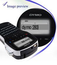آلة صنع الملصقات أفضل LM 280 يمكن توصيل الصينية والإنجليزية المحمولة تسمية الطابعة إلى الكمبيوتر LM280