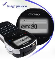 Label machine Best LM 280 Chinese and English handheld portable label printer can be connected to the computer LM280