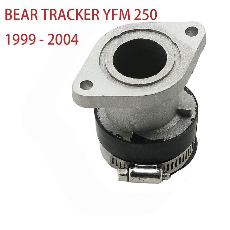 For 1999-2004 Yamaha YFM Bear Tracker 250 YFM250 Intake Manifold Carburetor Boot