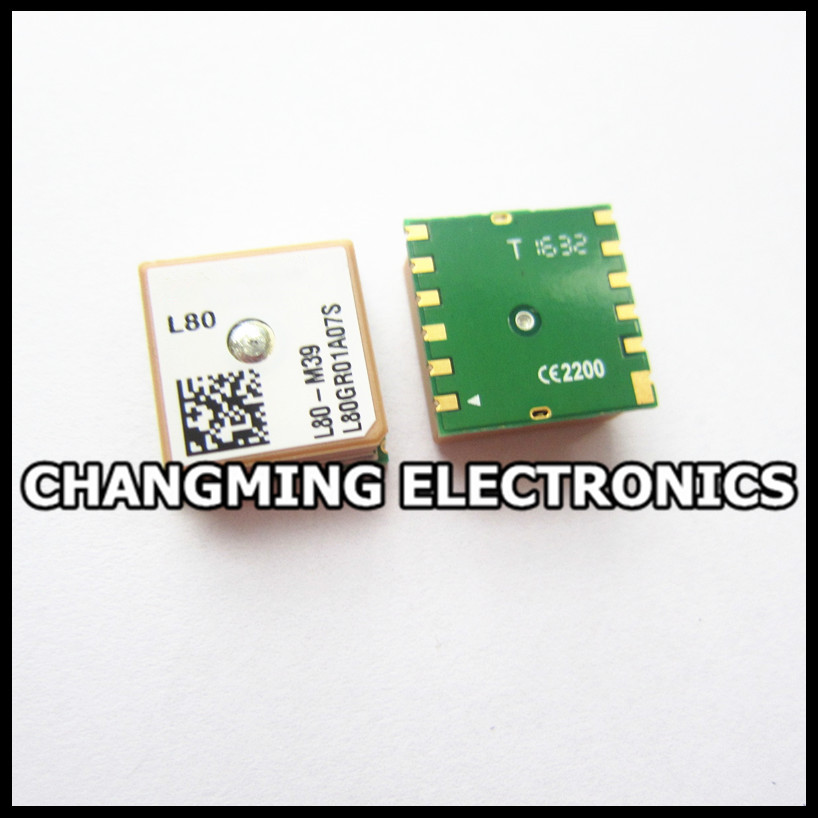 gps module l80 integrated with patch antenna mtk3339 chip. Black Bedroom Furniture Sets. Home Design Ideas