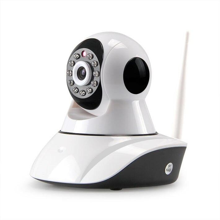 Беспроводной --- ратура P2P сетевая камера контроля в реальном времени WI-FI камеры камеру телефона ip покачивая головой машины