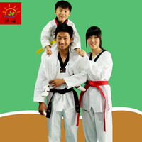 Cotton 100 Tae Kwon Do Spring And Summer Child 100 Myfi Cotton Short Sleeve T Shirt