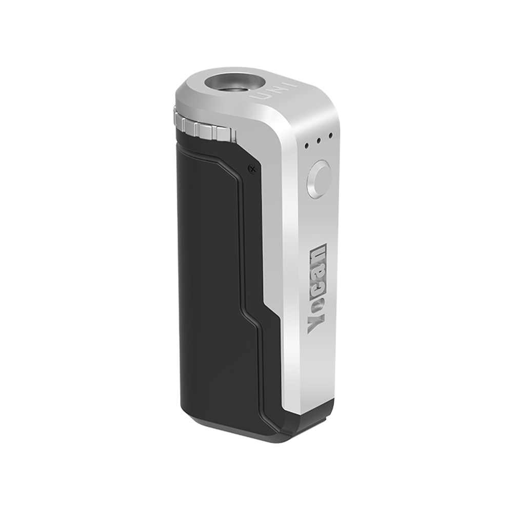 Original Yocan UNI Box Mod 650mAh Preheat Variable Voltage VV Battery For  510 Threaded Thick Oil Vape Cartridge E Cigarette Mods