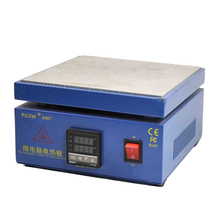 PJLSW  110/220V 800W 946C 200x200mm Electronic Hot Plate Preheat Preheating Station For BGA PCB SMD Heating Led lamp desoldering цена 2017