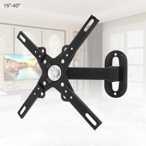 12KG Adjustable 14 - 32 Inch TV Wall Mount Bracket Flat Panel TV Frame Support 30 Degrees for LCD LED Monitor Flat Pan(China)