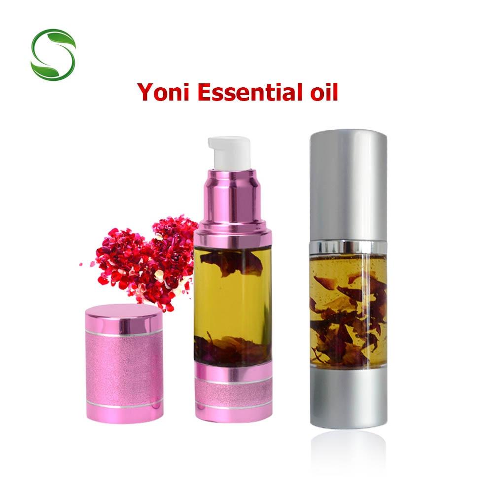 2 Packs Yoni Essential Oil Vaginal Tightening Organic Yoni ...
