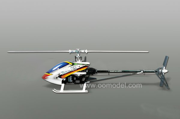 Tarot 450 PRO V2 TL20006 Flybarless Silver Black Version Flybarless RC Helicopter Track Shipping
