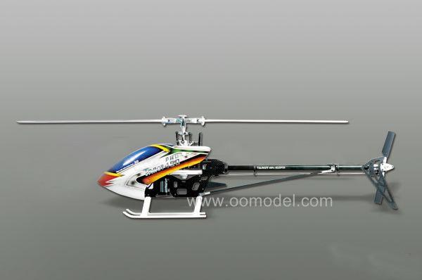 Tarot 450 PRO V2 TL20006 Flybarless argent/noir Version Flybarless RC hélicoptère piste expédition