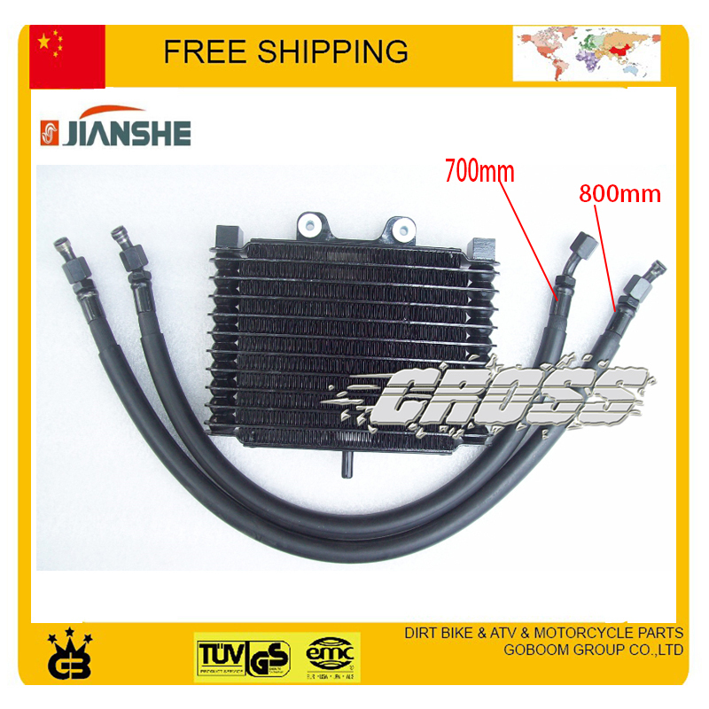 JIANSHE atv400 400CC обогреватель, масляный радиатор система водяного охлаждения оборудование к вездеходам