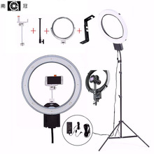 NanGuang 19 R640 LED Camera Photo/Studio/Phone/Video Light 5