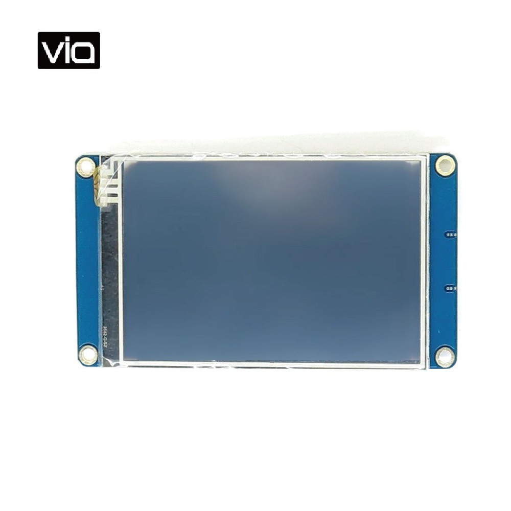 Newton 3.5 Inch Free Shipping HMI TFT LCD Touch Display Module Resistive Touch Screen for Raspberry Pi 3 Arduino K цена