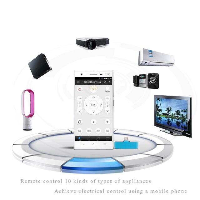 imágenes para Zaza a distancia de productos de domótica, control remoto universal, Mando a distancia IR universal