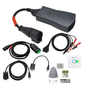 Image 4 - Najnowszy Diagbox 7.83 Lexia3 A + jakość pełne chipy 12 sztuk przekaźnik 7 sztuk transoptory FW 921815C Lexia 3 PP2000 + PSA 30PIN + S.1279 Moduel