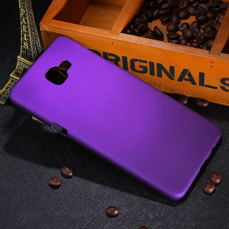 New Multi Colors Luxury Rubberized Matte Plastic Hard Case Cover For Samsung Galaxy A3 2016 A310F A310 A3100 4.7 inch