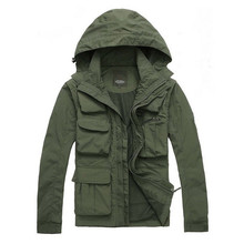 Tactical Military Jacket Men Outdoor Sports Windbreaker Camping Windstopper Hunting Jacket