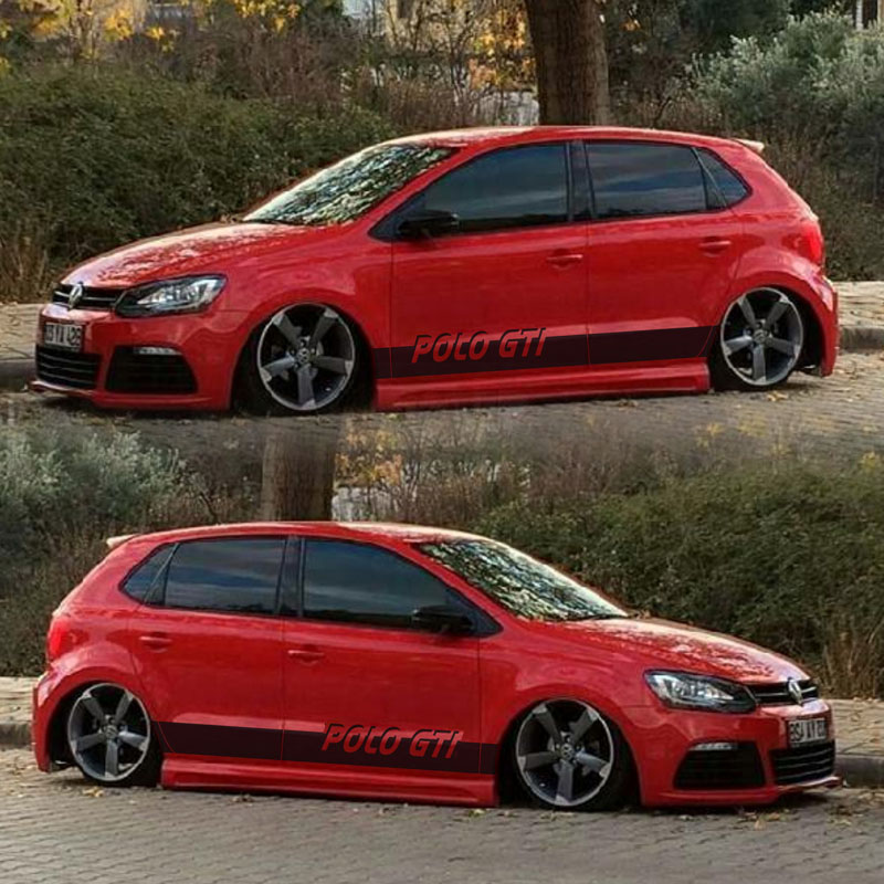 TAIYAO Car Styling Sport Car Sticker For VOLKSWAGEN POLO