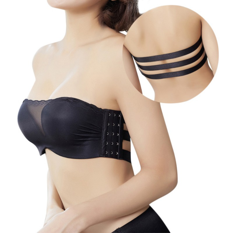 467dcd434ba404 Buy plus size strapless bra and get free shipping on AliExpress.com