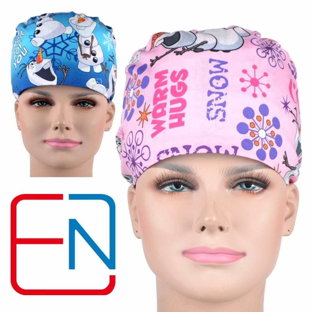 Blue Medical Cap Surgical Caps