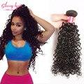 7A Brazilian Kinky Curly Virgin Hair Tissage Bresilien Curly Weave Human Hair 4 Bundles Cheap Kinky Curly Brazilain Virgin Hair